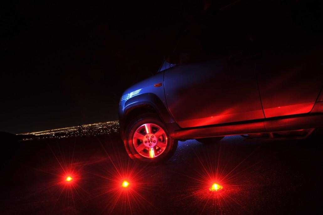 Led Emergency Beacons Eb1 R Stonepoint Led Lighting